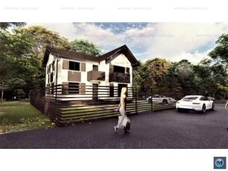 Vila cu 5 camere de vanzare in Paulesti, 136 mp