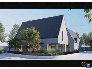 Casa cu 4 camere de vanzare in Negoiesti, 124 mp