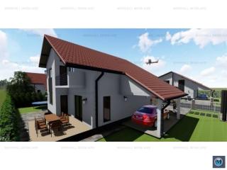 Vila cu 4 camere de vanzare in Boldesti-Scaeni, zona Nord, 174.15 mp