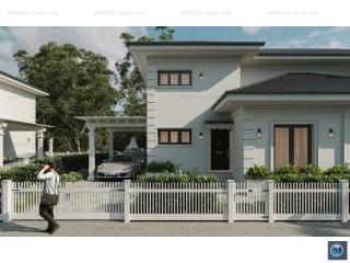 Casa cu 4 camere de vanzare, zona Exterior Nord, 101.17 mp