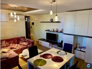 Apartament 3 camere de inchiriat, zona 9 Mai, 87 mp