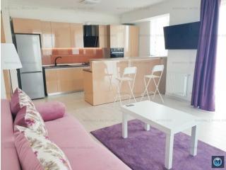 Apartament 2 camere de inchiriat, zona Albert, 61.74 mp