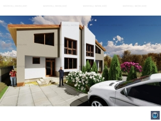 Vila cu 5 camere de vanzare in Paulesti, 123.25 mp