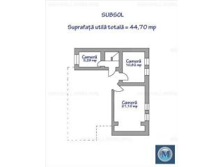 Vila cu 10 camere de vanzare, zona Central, 303.35 mp