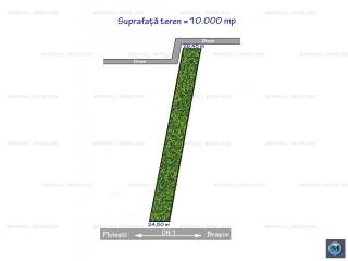 Teren intravilan de vanzare, zona Exterior Nord, 10000 mp
