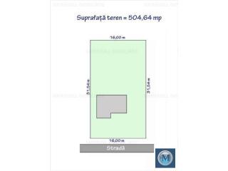 Vila cu 5 camere de vanzare in Tantareni, 160.42 mp