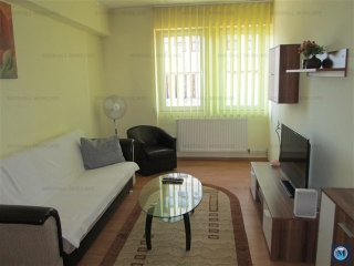 Apartament 3 camere de inchiriat, zona Ultracentral, 60 mp