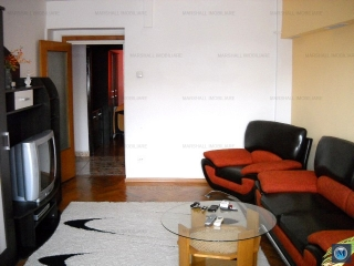 Apartament 2 camere de inchiriat, zona Ultracentral, 57.24 mp