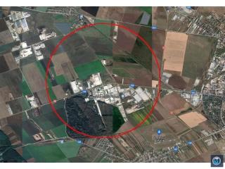 Teren intravilan de vanzare, zona Exterior Vest, 40000 mp