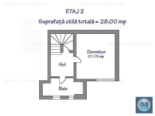 Vila cu 4 camere de vanzare, zona 9 Mai, 260 mp