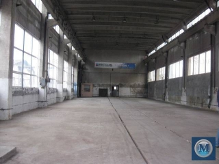 Spatiu industrial de inchiriat in Barcanesti, 1000 mp