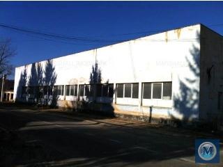 Spatiu industrial de inchiriat in Pucioasa, zona Sud, 2950 mp