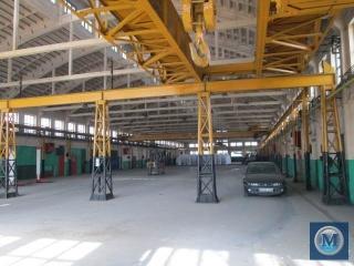 Spatiu industrial de inchiriat, zona Exterior Est, 2880 mp