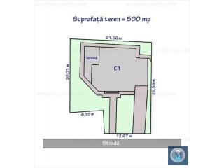 Vila cu 5 camere de vanzare, zona Albert, 400 mp