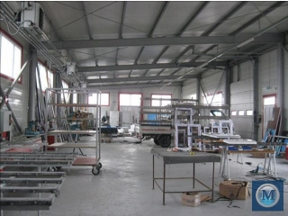 Spatiu industrial de inchiriat, zona Mihai Bravu, 420 mp