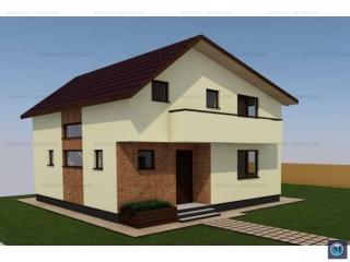 Casa cu 4 camere de vanzare in Paulesti, 150.35 mp