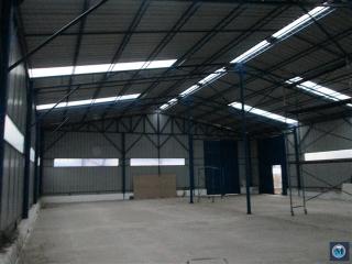 Spatiu industrial de inchiriat, zona Exterior Nord, 300 mp
