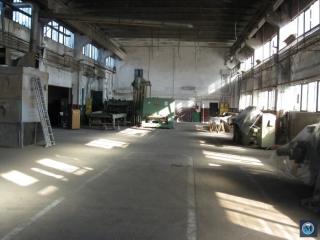 Spatiu industrial de vanzare, zona Exterior Est, 1531 mp