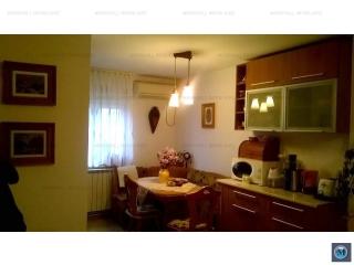 Apartament 3 camere de vanzare, zona Cantacuzino, 83 mp