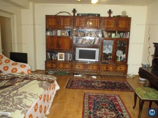Apartament 3 camere de vanzare, zona Cantacuzino, 77.04 mp