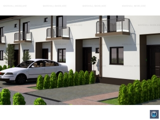 Vila cu 4 camere de vanzare in Bucov, 105.27 mp