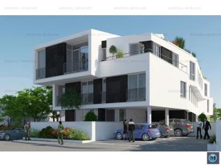 Apartament 2 camere de vanzare, zona Central, 56.7 mp
