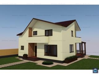 Vila cu 5 camere de vanzare in Paulesti, 165.8 mp